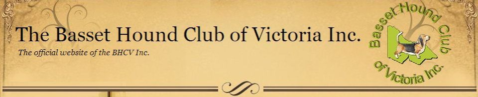 The Basset Hound Club of Victoria Inc.